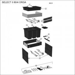 VARAOSAT BLANCO SELECT II 60/4 ORGA