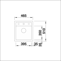 DALAGO 45 + LINO-A antrasiitti