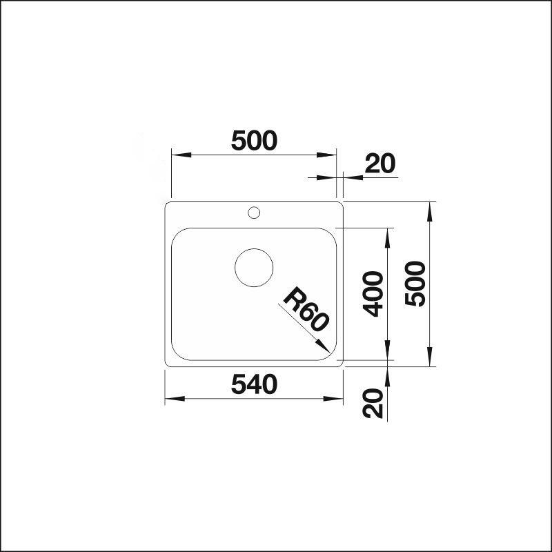 LAPETEK FORMA 500-IFA + LINO-10