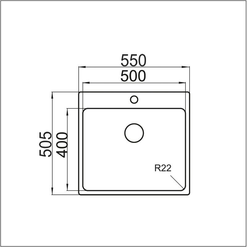 LUNA 500-IFA RST LINO 30 ***