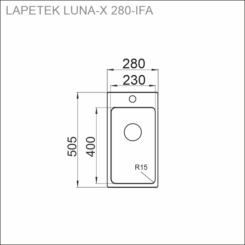 LUNA-X 230-IFA