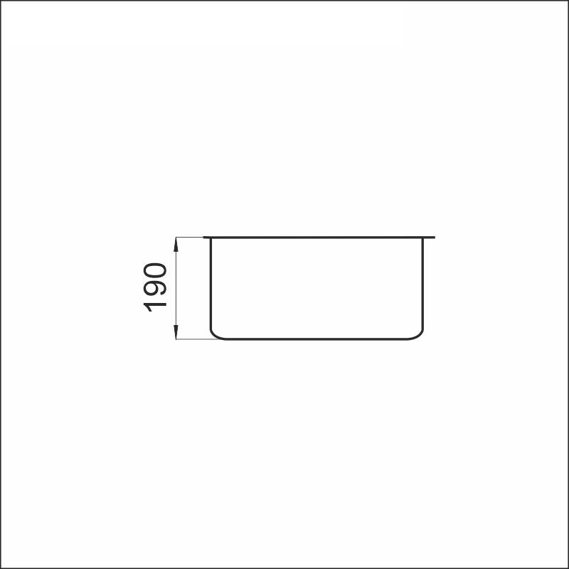 LUNA-X 500-IFN/U BRASS