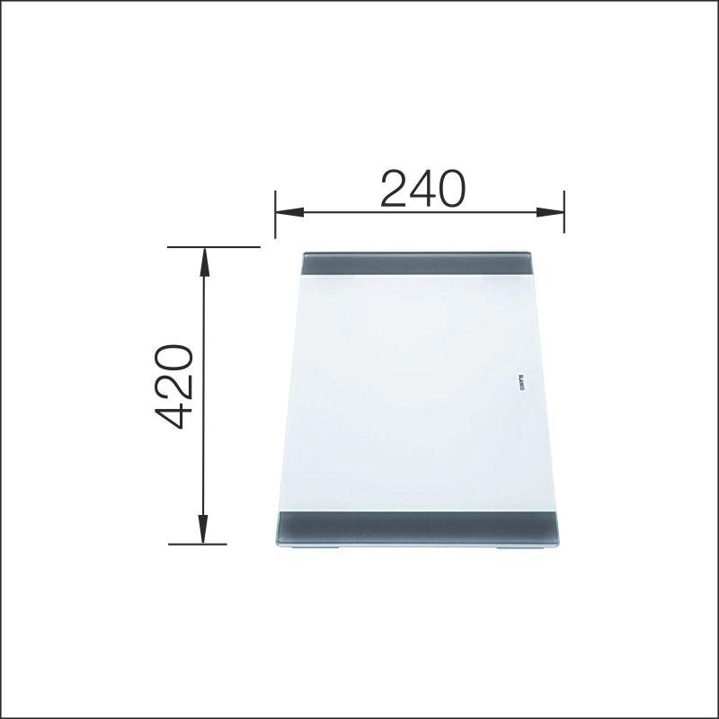 Cutting board (Claron, Flow, Zerox)