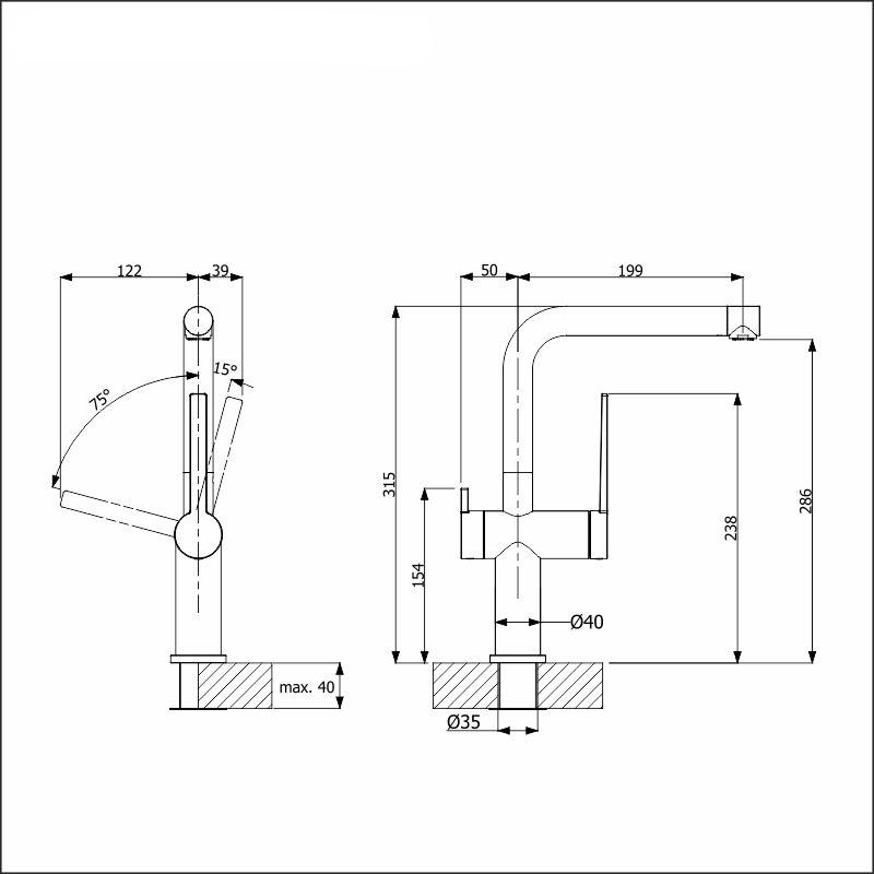 LEVEL-A, KROMI+APK-liitäntä