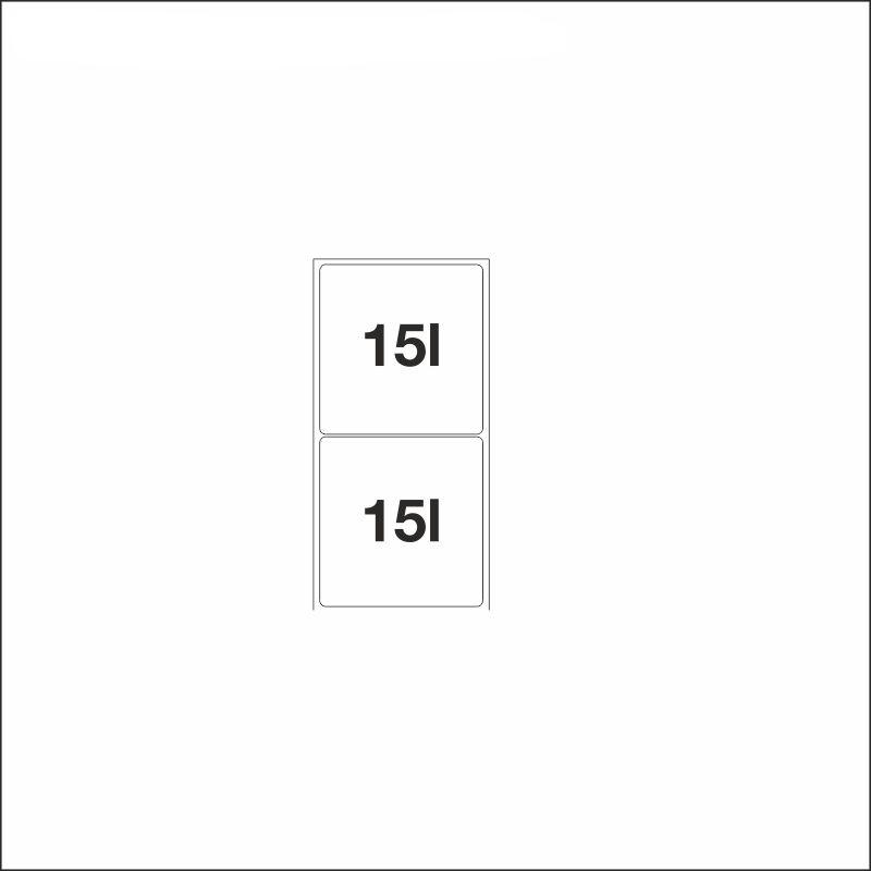 BLANCO SELECT BOTTON II 30/2