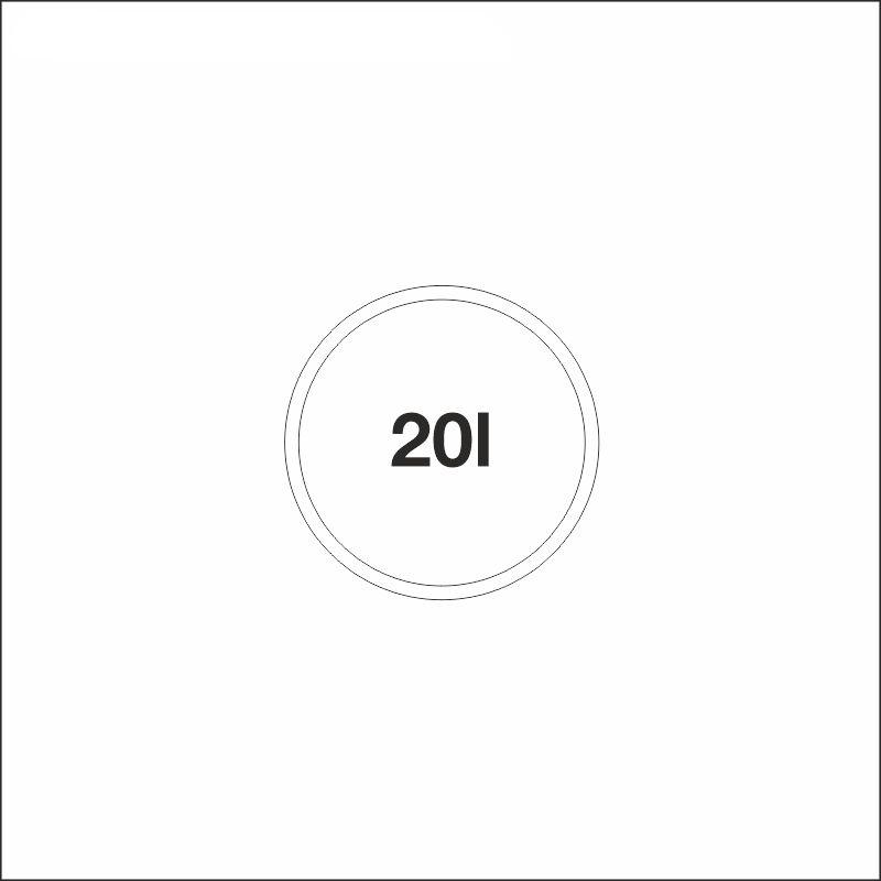 BLANCO SINGOLO XL