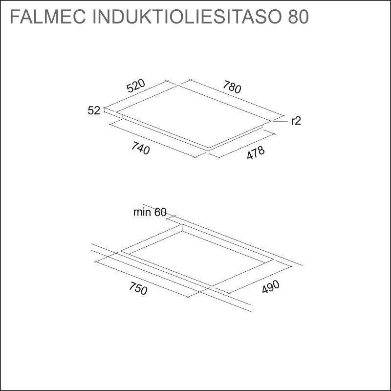FALMEC INDUKTION
