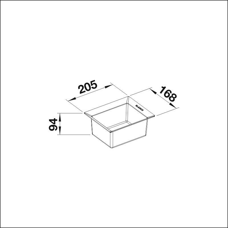 tarvikelaatikko pieni (Select, Select Orga, Flexon)