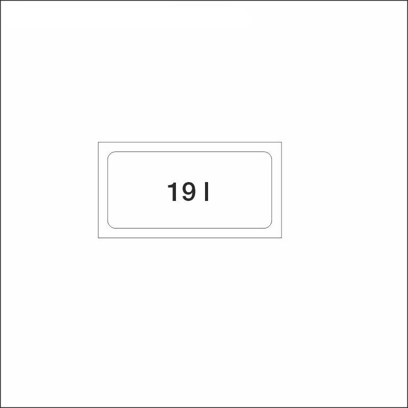 FLEXON II 30/1, 19 l bin