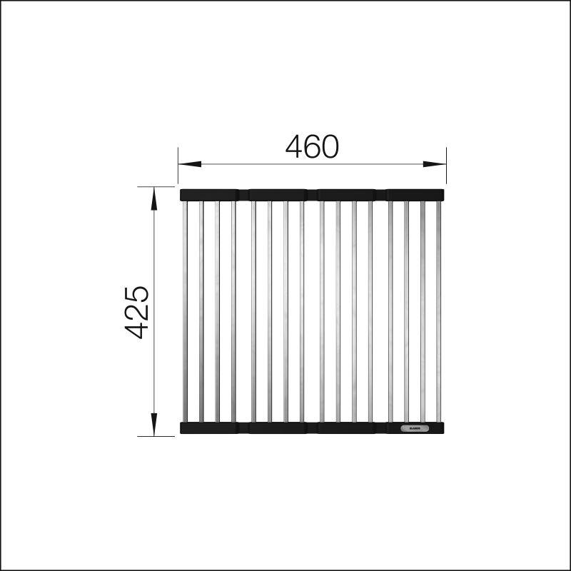 Foldable Grid 460x425