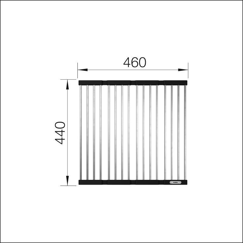 Foldable Grid 460x440