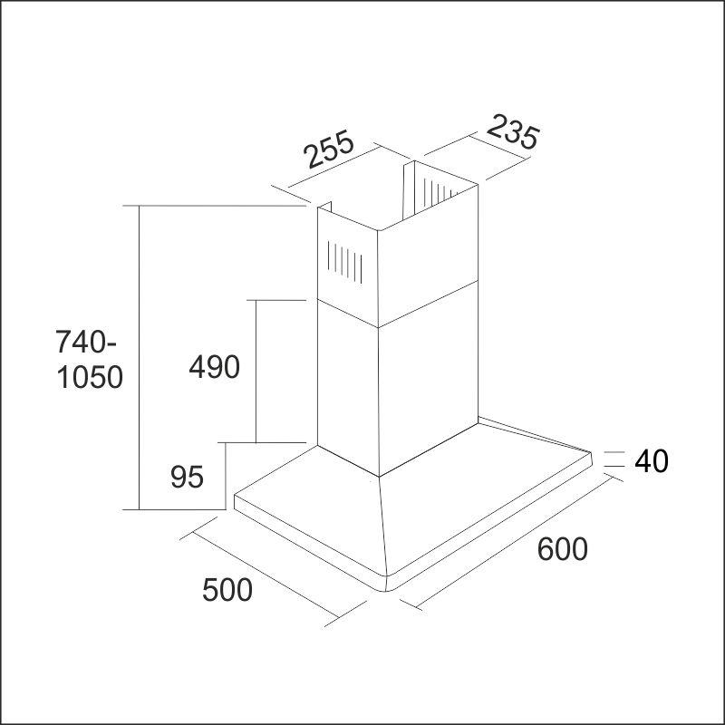 LAPETEK TEXALINE 60 s/s