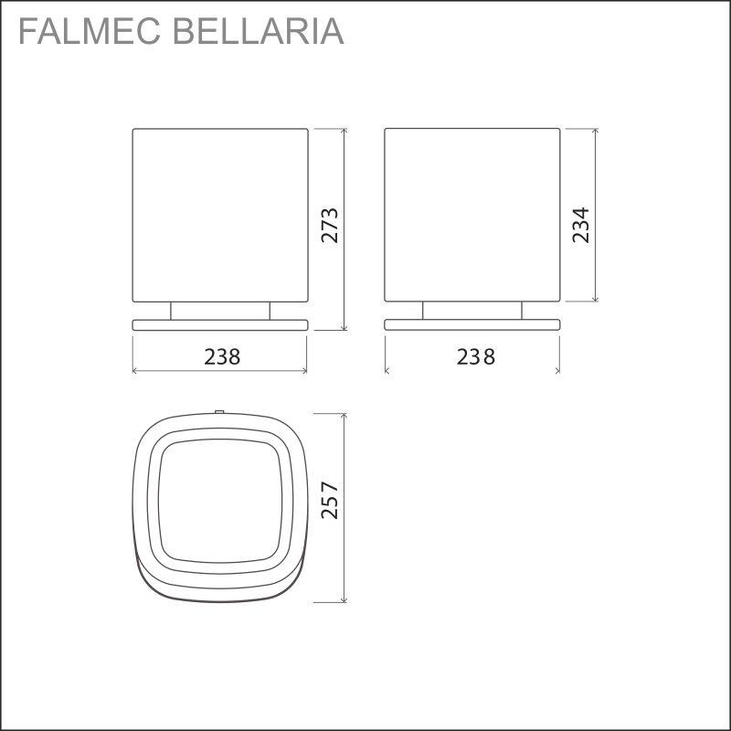 Bellaria valaisin/ilmanpuhdistin