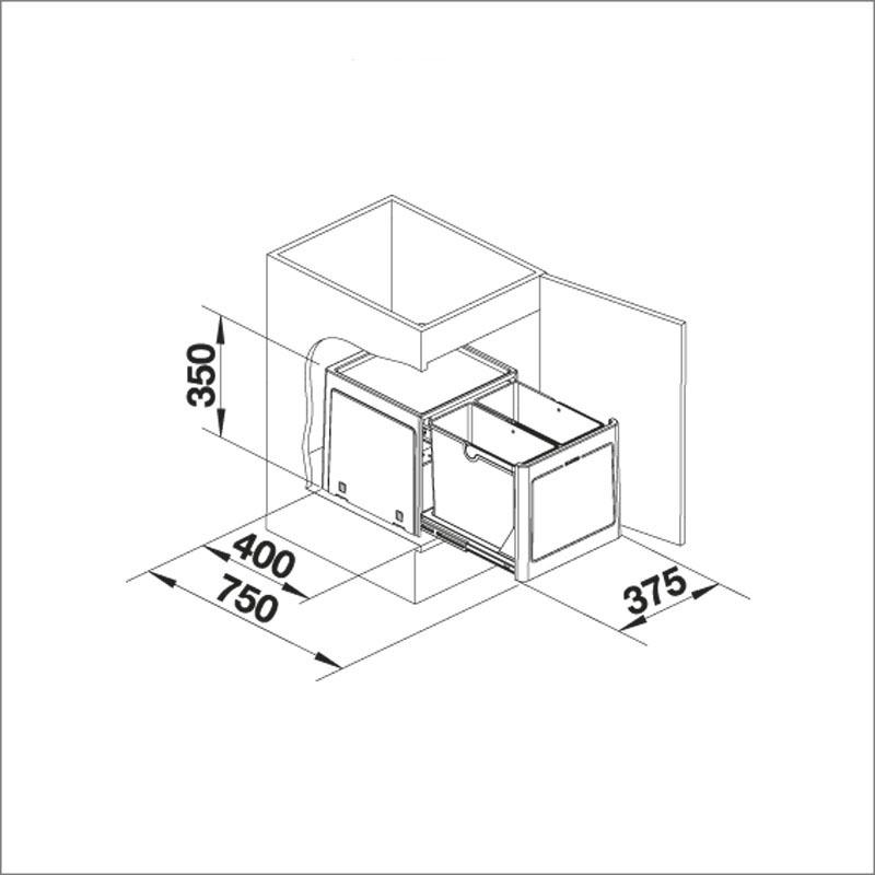 BLANCO SELECT BOTTON PRO 45