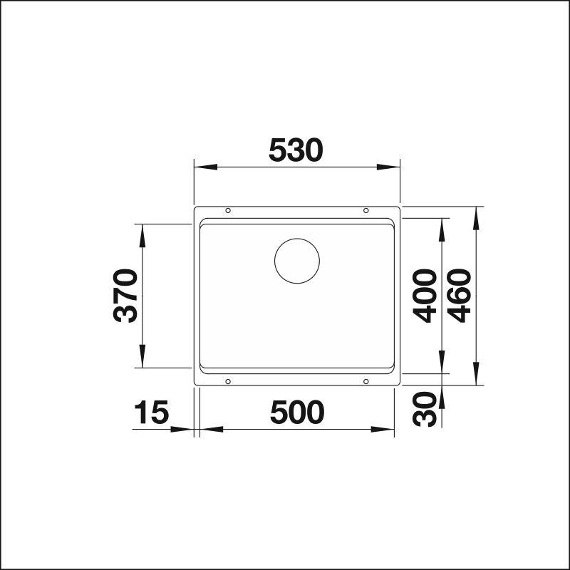 ETAGON 500-U Silgranit®