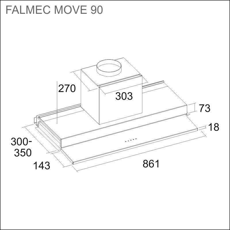 FALMEC MOVE 60/90