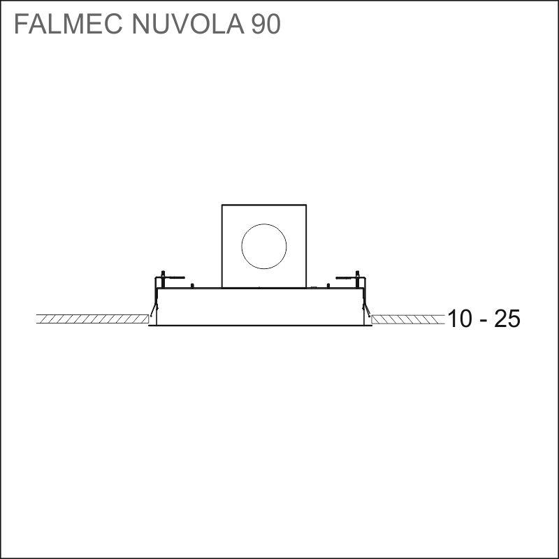 FALMEC NUVOLA 90