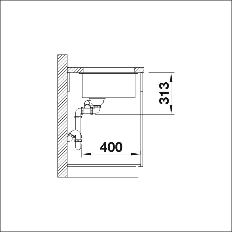 SUBLINE 340/160-U, Silgranit®