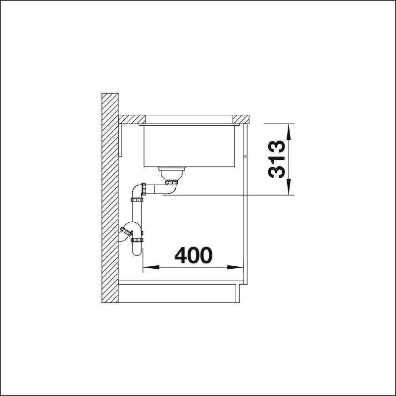 SUBLINE 400-U, Silgranit®