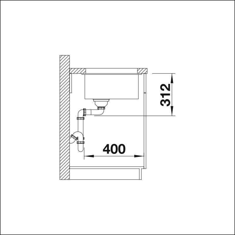 SUBLINE 500-U, Silgranit® PuraDur®