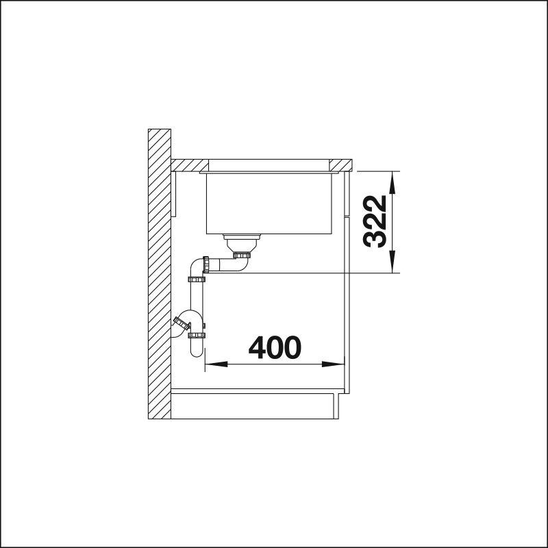 SUBLINE 700-U LEVEL, Silgranit®
