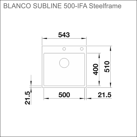 SUBLINE 500 SteelFrame