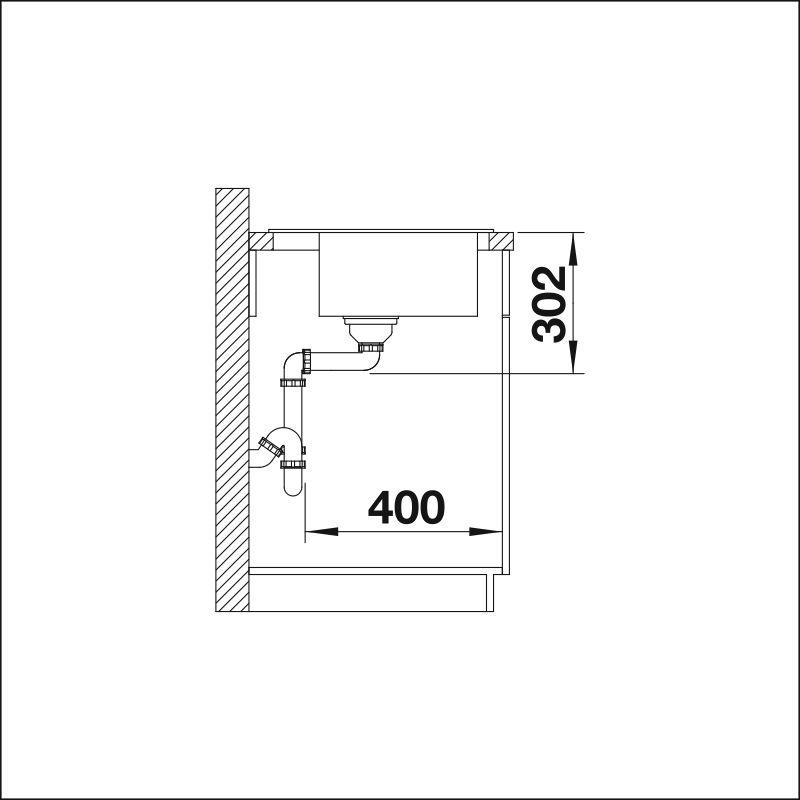 ZENAR 6 S XL Compact, Silgranit®