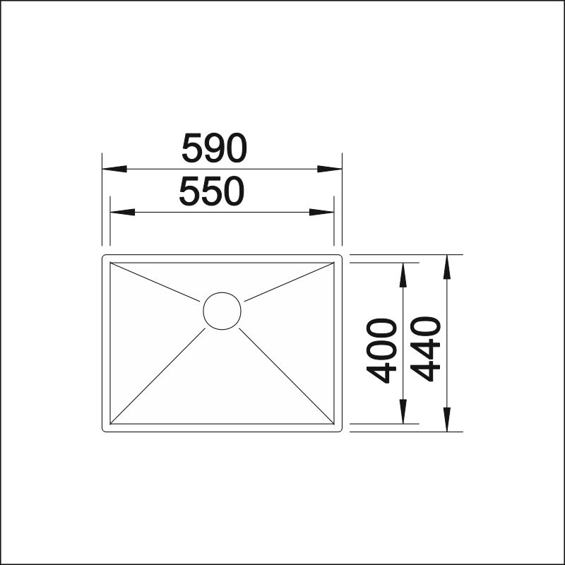 ZEROX 550