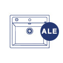 Outlet-sinks