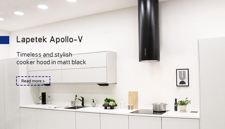 Blackmatt cooker hood